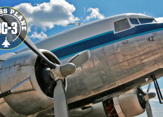 Why the DC-3 Is Such a Badass Plane