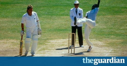 terror at the hands of West Indies