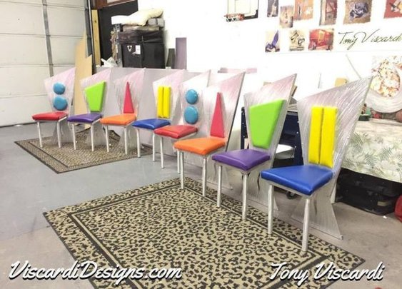 contemporary dining chairs in contemporary chair style,dining chair with artsy abstract chair feel