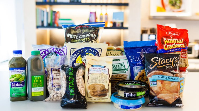 What Brands Are Actually Behind Trader Joe's Snacks?