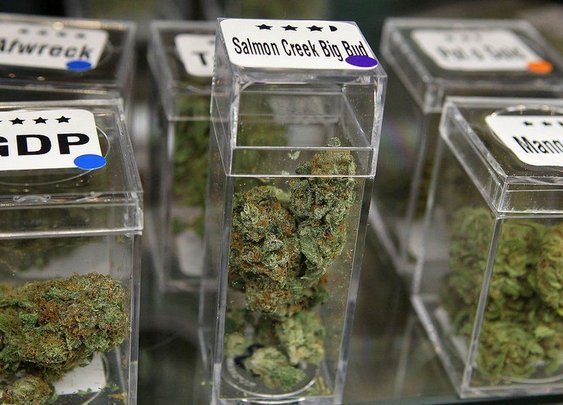 Marijuana company buys entire US town to create 'cannabis-friendly municipality' - BBC Newsbeat