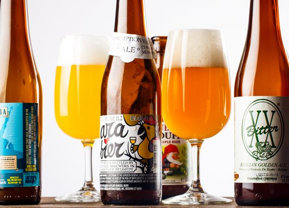 Bitter, Boozy, Weird — Is America Ready for the Belgian IPA?