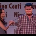 Ventriloquist Uses a Live Subject