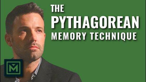 Pythagorean Memory Technique - Ancient Technique to Hack Your Memory - YouTube