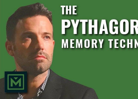 Pythagorean Memory Technique - Ancient Technique to Hack Your Memory - YouTube