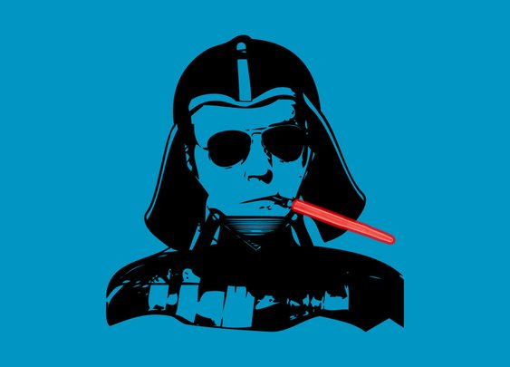 A Fear and Loathing on the Death Star