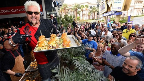 What did Guy Fieri ever do to you?