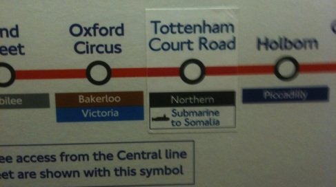 Underground Guerrilla Signs.. | Joe Blogs