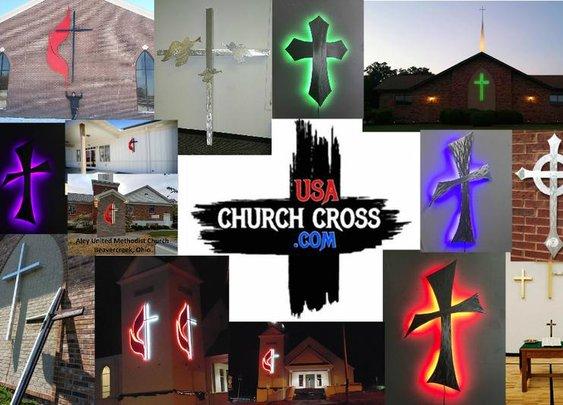 www.UsaChurchCross.com