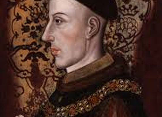 The Scar of Henry V | Matt's History Blog