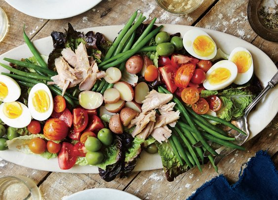 10 Salads For The Very Best Olive Oil You Can Find