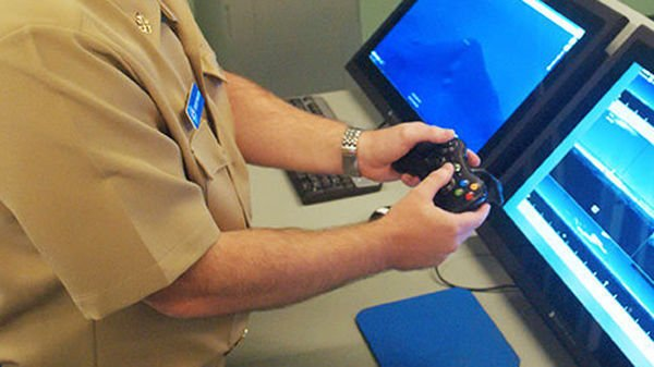 The U.S. Navy's submarines will soon be using Xbox controllers