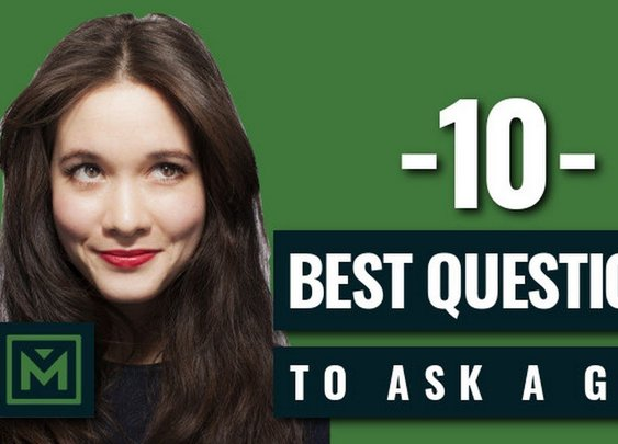 10 Best Questions To Ask A Girl You Like - Powerful Conversation Starters to  Get Her to Open Up - YouTube