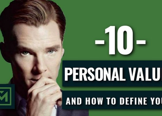 Why Every Man NEEDS Core Values + 10 Personal Values of History's Great Men - YouTube