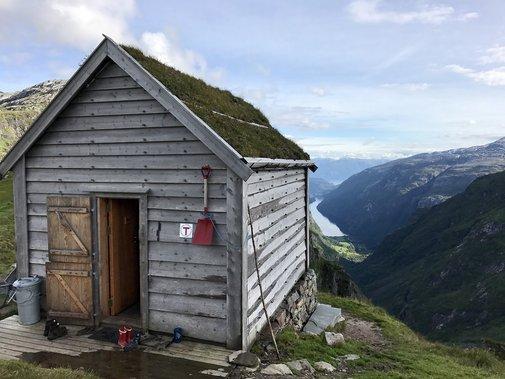 Ski Cabin in Norway
