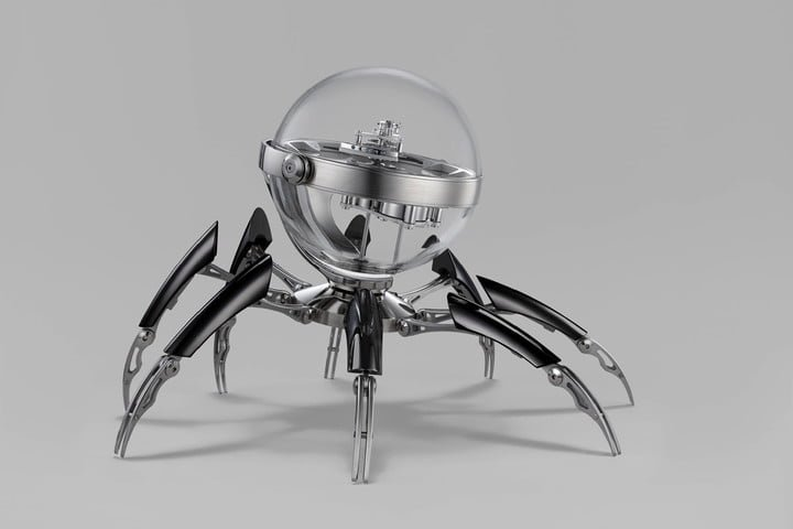 A Mechanical Octopus Clock Is One Way To Tell the Time