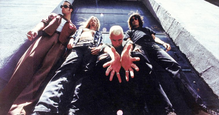 Stone Temple Pilots Talk 'Core' Song by Song, Scott Weiland