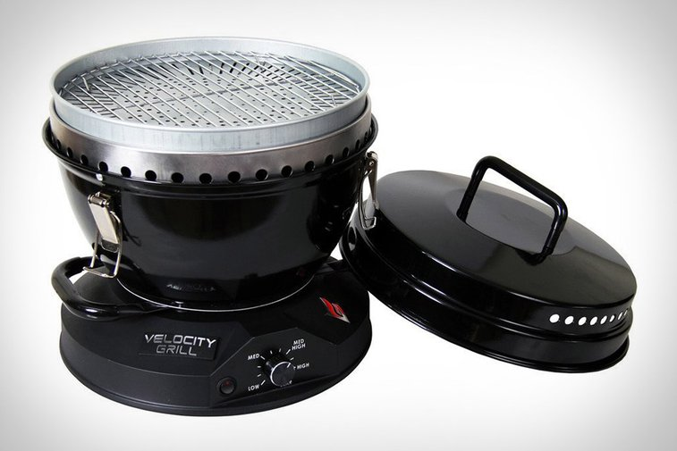 Velocity Grill | Uncrate