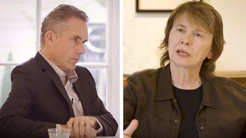 Modern Times: Camille Paglia & Jordan B Peterson - YouTube