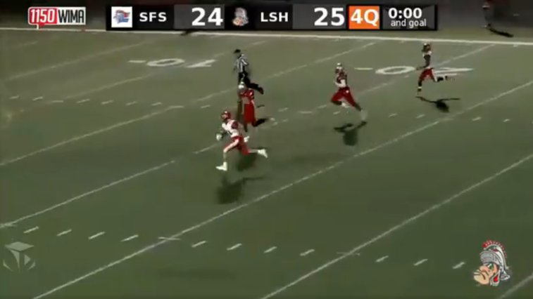 Game-Ending Five-Lateral Kickoff Return Spoiled By Literally A Miracle