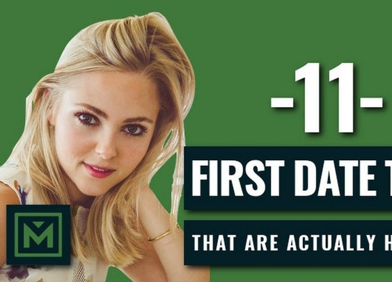 11 First Date Tips That Are Actually Useful - Don't Turn Her Off + Lock Down the Second Date - YouTube