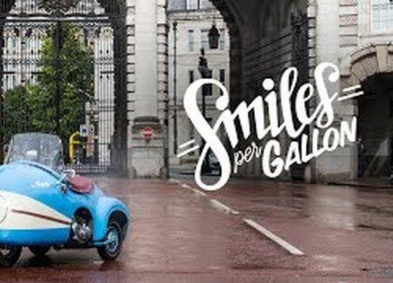 1957 Brütsch Mopetta: Smiles Per Gallon