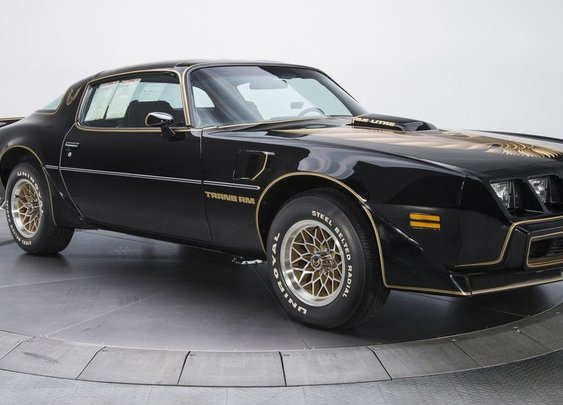 This Brand-New 1979 Pontiac Trans Am Can Be Yours for $160,000