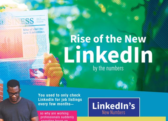 Rise of the New LinkedIn: By the Numbers