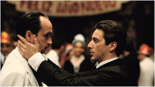 John Cazale, the actor who appeared in only five movies, all nominated for the Best Picture Academy Award