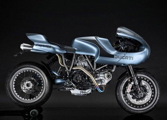 Ducati MH900e Cafe Racer