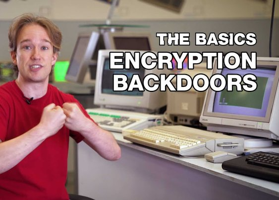 Encryption Backdoors: Why The Government Shouldn't Break WhatsApp [The Basics - S01E01]