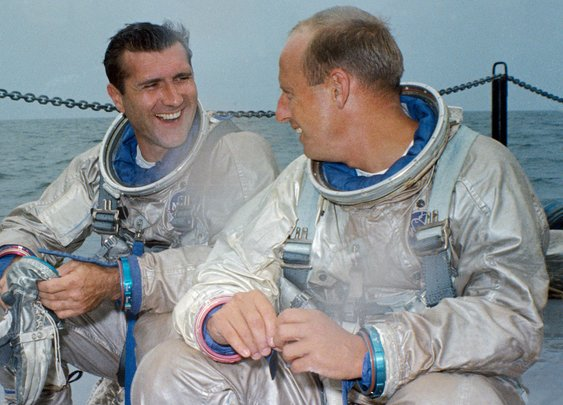 NASA Astronaut Dick Gordon Has Died At Age 88