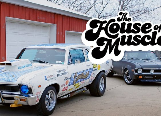 Ohio Street Freak: 1969 Chevrolet Nova [The House Of Muscle - Episode 4]