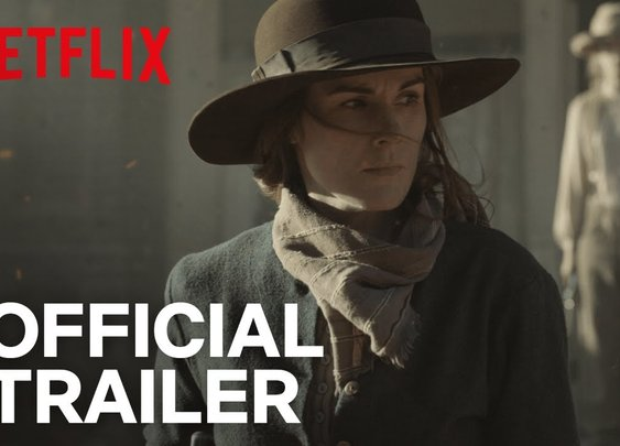 Godless | Official Trailer [HD] | Netflix