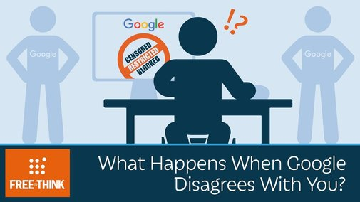 What Happens When Google Disagrees With You? - YouTube