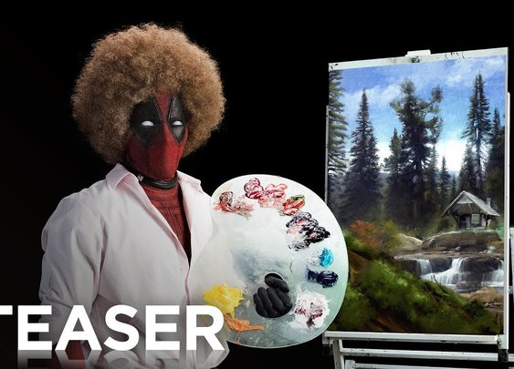 "Deadpool's ""Wet on Wet"" Teaser"