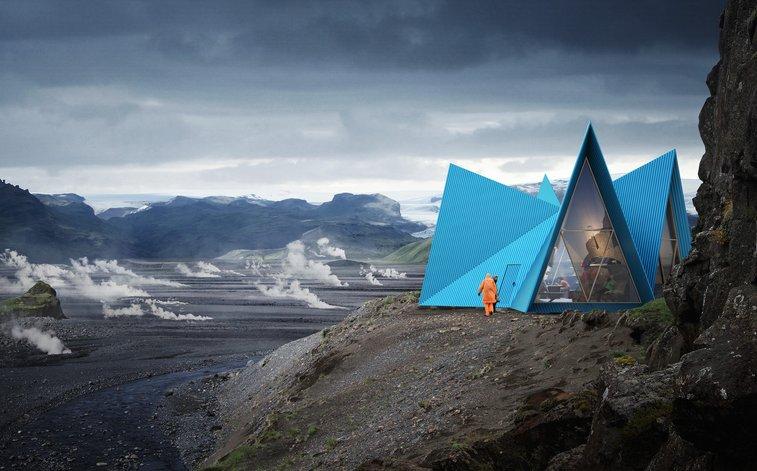 Utopia - Norwegian Trekking Cabin