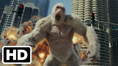 Rampage Official Trailer