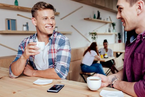 98 Good Questions to Ask a Guy - Spark great conversations.
