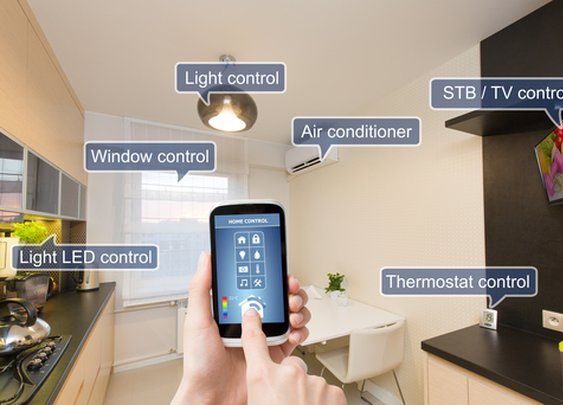 Homes of the Future - Your Smart Home