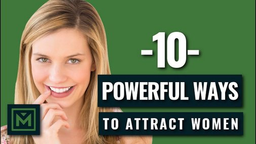 10 Things Women Find Very Attractive - YouTube