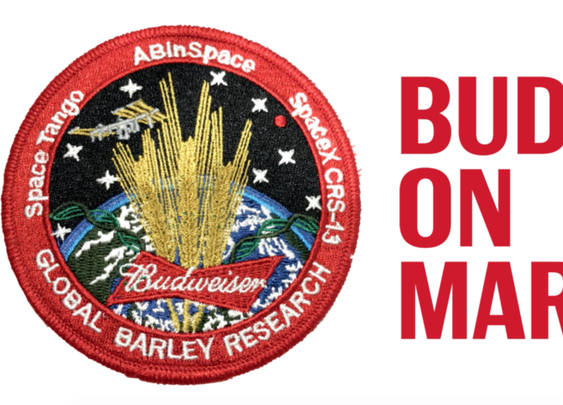 Budweiser is Bringing Beer to Mars