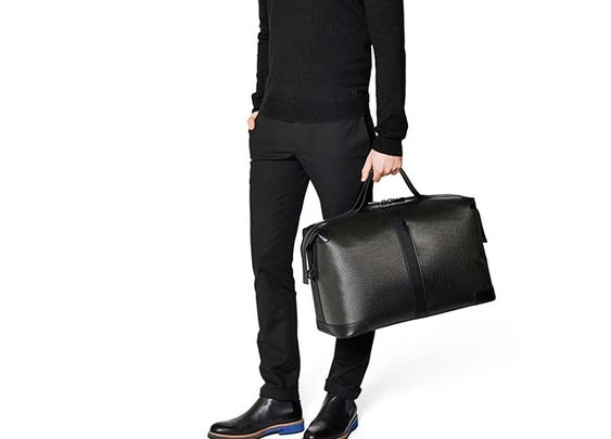Porsche Design gives their luxurious weekender a nice little refresh