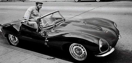 Classic Showcase: 1956 Jaguar XKSS