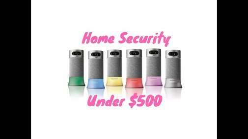 The Ultimate Home Security System under $500 - YouTube