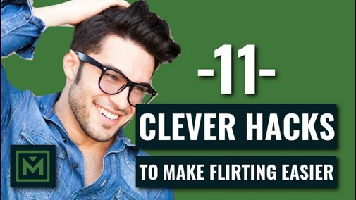 11 Psychological Flirting Tricks to Make Flirting Dramatically Easier - YouTube