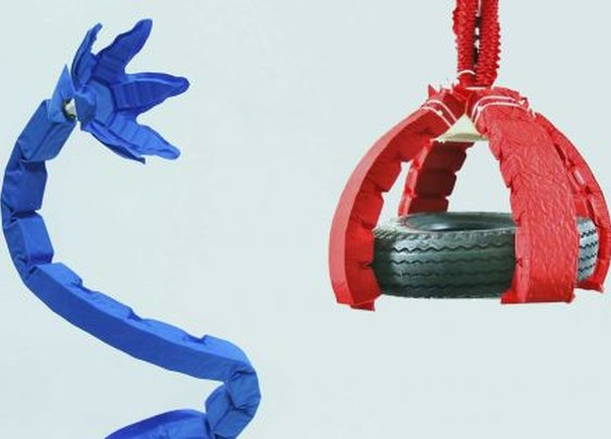 New Artificial Muscles Lift 1000 Times Their Own Weight