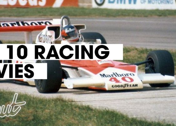 Top 10 Racing Movies Of All Time [Donut Media]