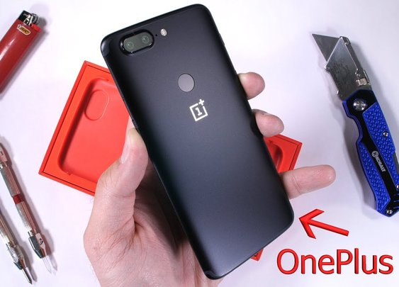 OnePlus 5T Durability Test: Scratch And Bend Tested By JerryRigEverything