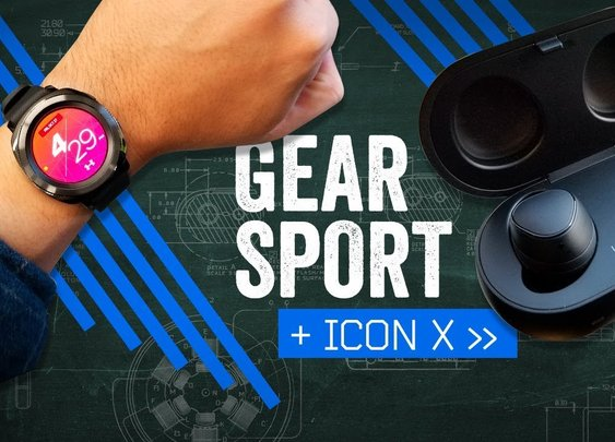 Review: Samsung Gear Sport / IconX 2018 [MrMobile]